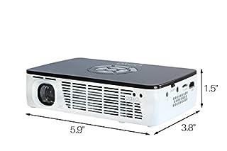 AAXA Technologies P300 Pico Projector - دقة