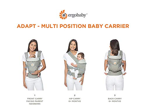 Ergobaby Adapt Babytrage im Test - 3