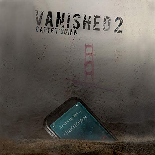 Vanished 2 audiobook cover art
