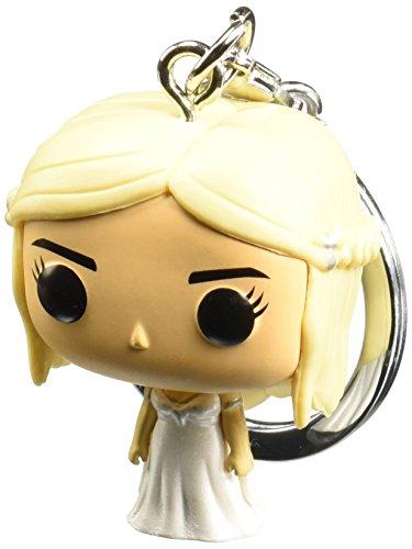Funko- Pocket Pop Keychain Game of Thrones Daenerys Targaryen, 4448-PDQ