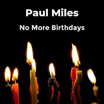 No More Birthdays (Live)