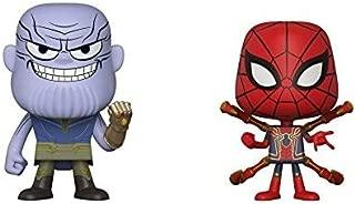 Funko Vynl Marvel: Avengers Infinity War - Thanos & Iron Spider, Multicolor