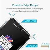 Buena 2 PCS for Oneplus 5 0.3mm 9H Dureza de la superficie 2.5D Película de pantalla de vidrio...