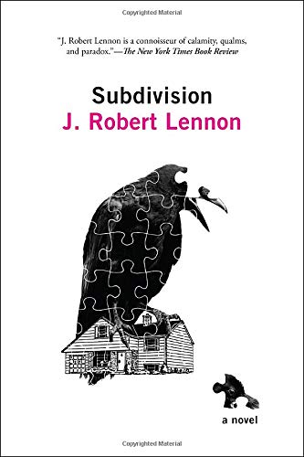 Image of Subdivision: A Novel