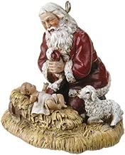 Joseph's Studio by Roman Holiday Ornament, The Kneeling Santa
