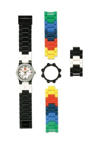 LEGO Kinderarmbanduhr 4950004 Soccer MEGA-PACK