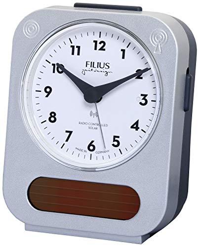 Filius 0543-19 Solar-Funkwecker
