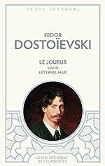 Le Joueur de Fedor Dostoïevski