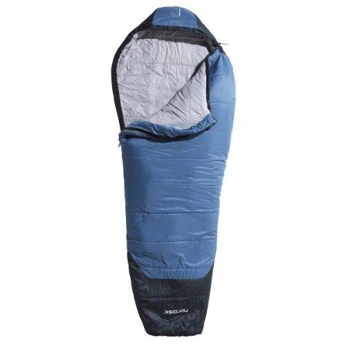 Nordisk Canute - sac de couchage adulte - +8°, XL Size bleu/noir 2014 sac couchage homme