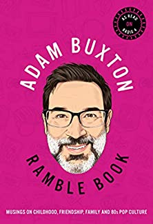 Adam Buxton - Ramble Book