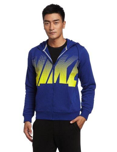 Nike GSW M NK swgmn JSY alt1–Canotta, Uomo, Multicolore (Anthracite/White/Giallo), Uomo, Antracite/Bianco/Giallo, L