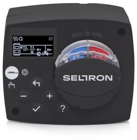 Seltron Promatic ACC30 - Mischermotor mit Regelung für Heizung, Schwimmbad und Solar