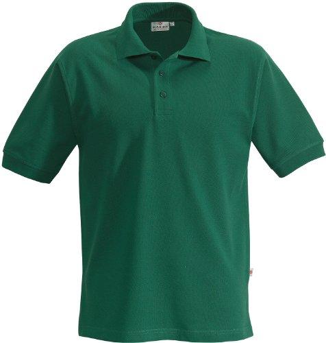 "HAKRO Polo-Shirt ""Top"" - 800 - tanne - Größe: XL"