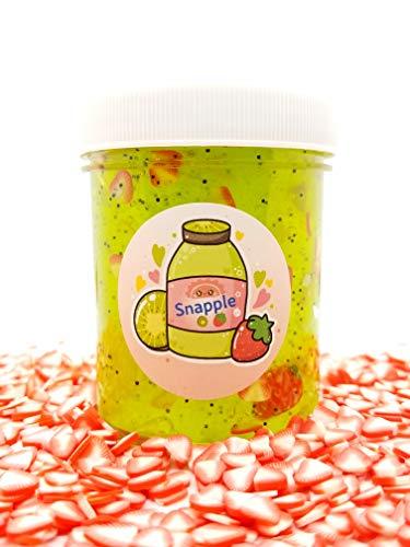 Strawberry Kiwi Snapple Slime