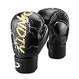 ZRSA Boxhandschuhe Training Sparring Boxhandschuh Kuhfell Muay Thai Kampfhandschuh  8oz 10oz 12oz...