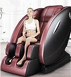 MOEAS Poltrona massaggiante Poltrona Reclinabile Elettrica Multifunzionale 4D Full Body Moderna con Stereo Bluetooth