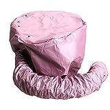 vkospy Perm fácil Utilice el Pelo del Sombrero Secador de Pelo portátil enfermería Tinte Modelado de Secado con Aire Caliente Cap Tratamiento