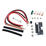 Milageto 12 V Spot Soldador set portátil mini dispositivo de soldadura 100-200 A máquina de acumulación de energía para 18650/26650/32650 batería de litio