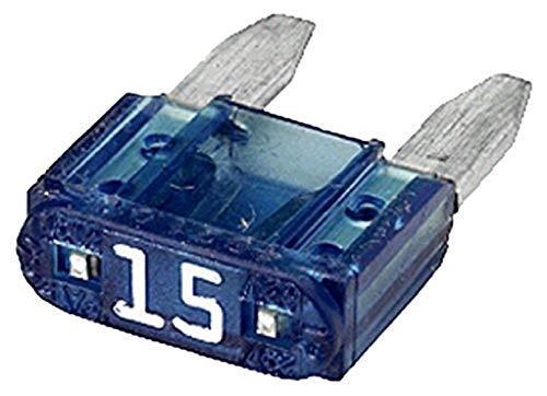 HELLA 8JS 728 596-901 Sicherungssatz - Mini-Flachstecksicherung - 10/15/20/30/4/5A - Set