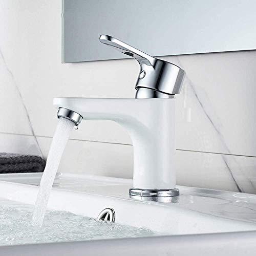 TNR Rubinetto New Basin Faucet Bagno moderno rubinetto in ottone verniciato monocomando monoforo singolo e caldo del rubinetto deck