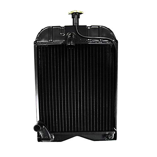New Radiator Compatible with/Replacement For Ford NH Tractor 2N, 8N, 9N 1939-1954 Agricultural Tractors 8N8005