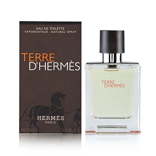 Hermes Terre d'Hermes Eau de Toilette, Spray per...