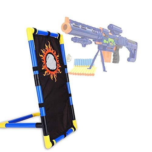 Toy Gun Ziel Zielscheibe für Nerf,Shooting Target Soft Bullet Target Kinder Toy Gun Ziel Schießen Bullet Stand Gun Shoot Dart für Nerf Guns N-Strike Serie Ziele Spielzeug Soft Bullets Blaster