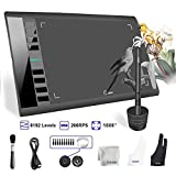 Graphics Tablet M708 UGEE 10 x 6 inch Large Active Area Drawing Tablet