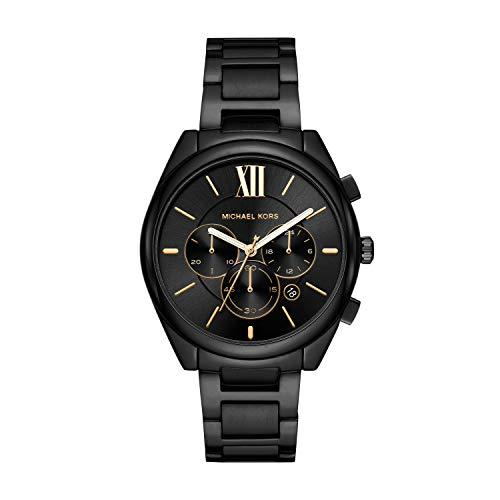 Michael Kors - Reloj de Cuarzo de Acero Inoxidable para Mujer MK7110