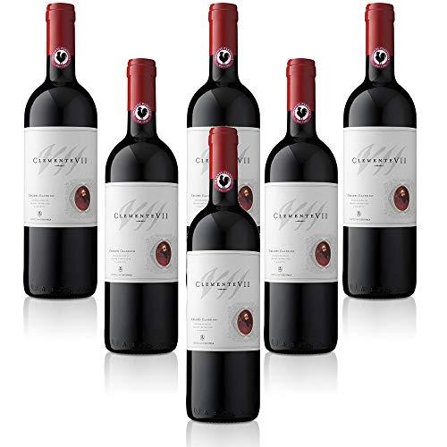 vino tinto italiano Chianti Classico DOCG Clemente VII Castelli del Grevepesa Clemente (6 MAGNUM 1,5 litros)