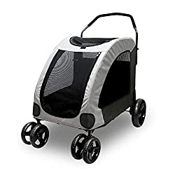 Towerin Large Pet Stroller