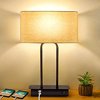 BesLowe 3-Way Dimmable Touch Control Lamp