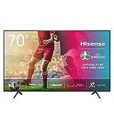Hisense UHD TV 2020 70AE7000F - Smart TV Resolución 4K con Alexa integrada, Precision Colour, escalado UHD con IA, Ultra Dimming, audio DTS Studio Sound, Vidaa U 4.0