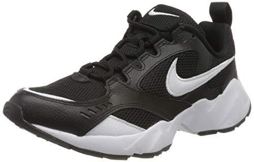 Nike Air Heights, Sneakers Basses Homme, Noir (BlackWhite 003), 42 EU
