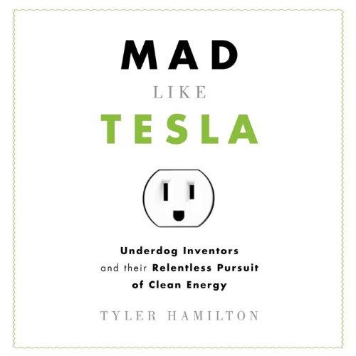 Mad Like Tesla cover art