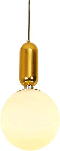 Lustre Xuan - Worth Having Unique Tête Chandelier Table à Manger Chambre Lampe De Chevet Post Moderne Art Creative Personnalité Boule De Verre Restaurant LED