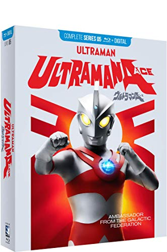 Ultraman Ace Complete [Blu-ray]