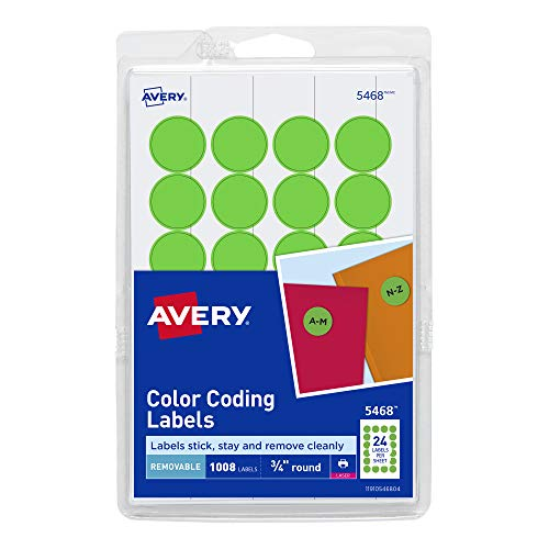 10 best green dot stickers for 2020