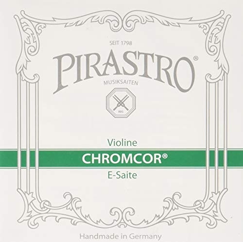 Pirastro Chromcor 319820 cromo 1ª-lazo-medium-violín 4/4