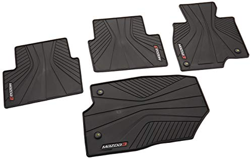 Genuine Mazda (0000-8B-L82) All-Weather Floor Mat