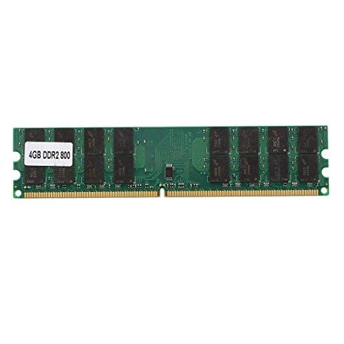 Cikuso 4GB 4G Arbeitsspeicher DDR2 800MHZ PC2-6400 Memory RAM PC DIMM 240 Pins Fuer AMD