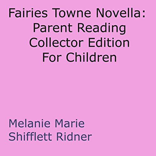 Fairies Towne Novella cover art