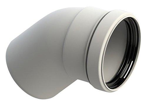 chimeplast 8–45MH5–Kanäle und Komponenten für Entsorgung Rauchmelder (Einheitsgröße)
