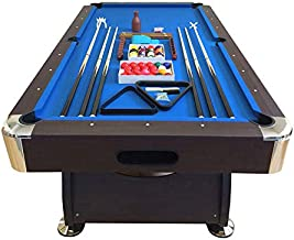 8 ft Pool Table Billiard Playing Cloth Indoor Sports Game 8ft billiards table NEW - 8FT VINTAGE BLUE