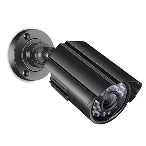 XWEM Cámara Interior, Lente De 3.6Mm Mini Cámara De Cámara IP66 Al Aire Libre Cámara Impermeable HD 5MP Resolución -25 ° C-50 ° C Visión Nocturna Inicio Vigilancia IP Cámara IP