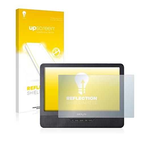 upscreen Reflection Shield Matte Displayschutz Schutzfolie für Odys Seal 9 (matt - entspiegelt, hoher Kratzschutz)