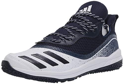 adidas Men's Icon V Turf Baseball Shoe, Collegiate