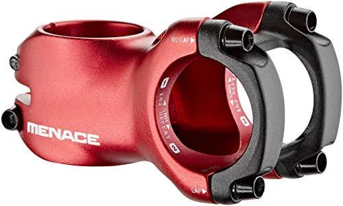 Sixpack Menace Fahrrad Vorbau 31.8mm 50mm / 70mm rot: Größe: 31.8mm/50mm
