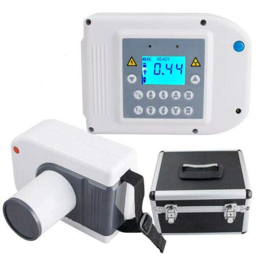 Aries Outlets Portable 60VA Wireless Digital Imaging System High Frequency X-Ray Machine Green (White)