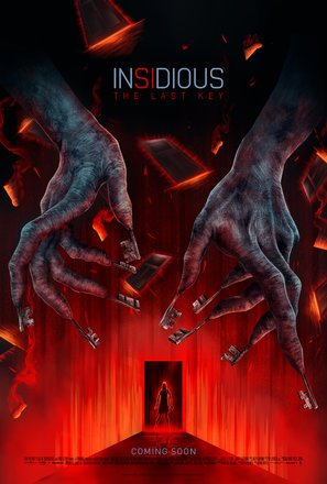 Import Posters Insidious 4 : The Last Key – U.S Movie Wall Poster Print - 30CM X 43CM